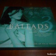 CDs de Música: CD BALLADS 3-THE ENJA WORLD OF JAZZ. Lote 131916070