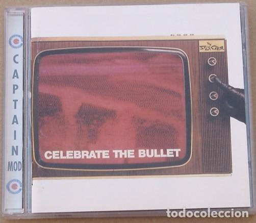 THE SELECTER - CELEBRATE THE BULLET (CD) 2001 - 15 TEMAS - UK - SKA (Música - CD's Reggae)