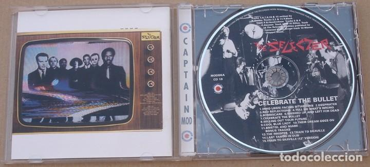 CDs de Música: THE SELECTER - CELEBRATE THE BULLET (CD) 2001 - 15 TEMAS - UK - SKA - Foto 2 - 131935434