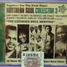 CDs de Música: NORTHERN SOUL COLLECTOR 3 - THE ULTIMATE SOUL MEETING - CD . Lote 131943834