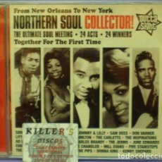 CDs de Música: NORTHERN SOUL COLLECTOR - THE ULTIMATE SOUL MEETING - CD . Lote 131943982