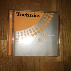CDs de Música: CD TECHNICS ORIGINAL SESSIONS VOL IV CD 3 Y 4. Lote 131953038