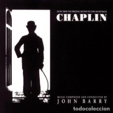 CDs de Música: CHAPLIN / JOHN BARRY CD BSO. Lote 134659347