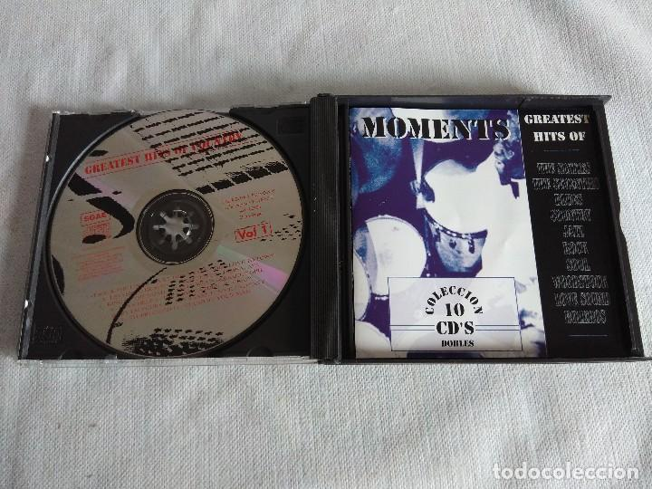 CDs de Música: PACK 2 CD'S/THE GREATEST HITS OF COUNTRY/MOMENTS. - Foto 2 - 131997438