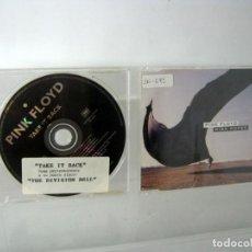 CDs de Música: 2 CD PINK FLOYD. Lote 132033266