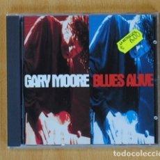 CDs de Música: GARY MOORE - BLUES ALIVE - CD. Lote 132059033