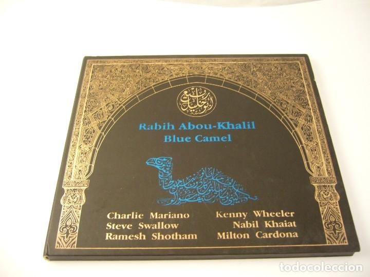 RABIH ABOU-KHALIL ‎– BLUE CAMEL (Música - CD's Jazz, Blues, Soul y Gospel)
