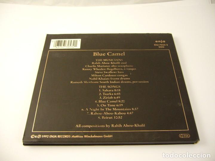 CDs de Música: Rabih Abou-Khalil – Blue Camel - Foto 2 - 132063054