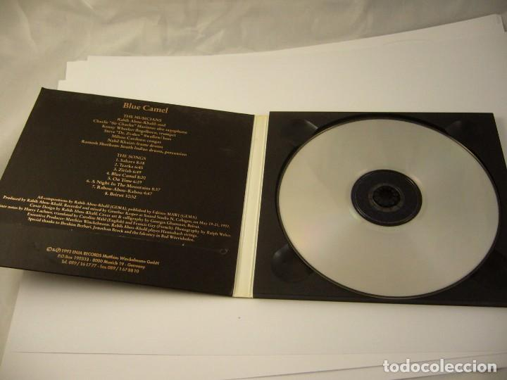 CDs de Música: Rabih Abou-Khalil – Blue Camel - Foto 4 - 132063054