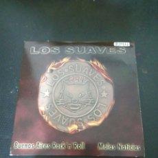 CDs de Música: LOS SUAVES / CD SINGLE / BUENOS AIRES ROCK N ROLL / HARD ROCK / HEAVY. Lote 132115934