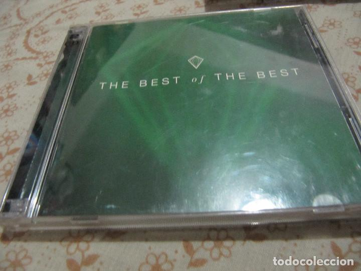 INSIGHT MUSIC THE BEST OF THE BEST 2CDS (Música - CD's Rock)