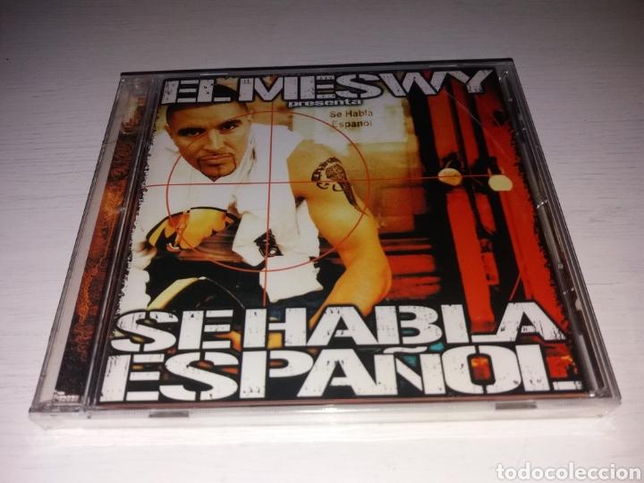 CD EL MESWY - SE HABLA ESPAÑOL - SIN DESPRESINTAR (Música - CD's Hip hop)