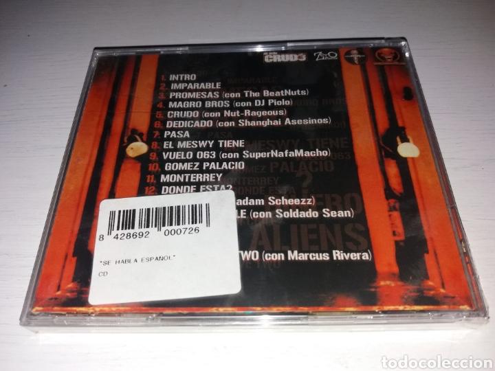 CDs de Música: CD EL MESWY - SE HABLA ESPAÑOL - Sin despresintar - Foto 2 - 132121226