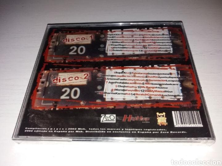 CDs de Música: CD HIP HOP NATION - EL DISCO - Sin despresintar - Foto 2 - 189220673