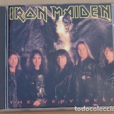 CDs de Música: IRON MAIDEN -THE VERY BEST (CD) 16 TEMAS. Lote 132141018