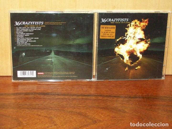 CRAZYFISTS 36 BAIXAR CD