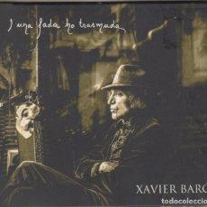 CDs de Música: XAVIER BARÓ CD I UNA FADA HO TRASMUDA 2016. Lote 132154242