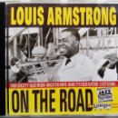 CDs de Música: LOUIS ARMSTRONG. ON THE ROAD. CD LASERLIGHT 15798. GERMANY 1992. JAZZ COLLECTOR EDITION.. Lote 132159014