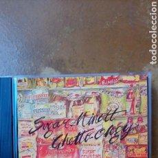 CDs de Música: SUGAR MINOTT / BLACK ROOTS PLAYERS. GHETTO-OLOGY & DUBWISE - CD PERFECTO ESTADO. Lote 132168247