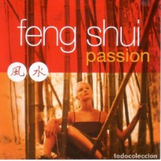CDs de Música: HARVEY SUMMERS ?– FENG SHUI - PASSION (UK, 2000). Lote 132183666