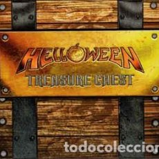 CDs de Música: HELLOWEEN – TREASURE CHEST (UK, 2002. BOX SET 2 × CD, COMPILATION CD, COMPILATION). Lote 132184530