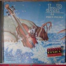 CDs de Música: JPP.PIRUN POLSKA...FOLK NORDICO. Lote 132215274