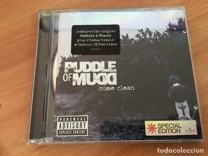 PUDDLE OF MUDD (COME CLEAN) CD 14 TRACK (CDI18)