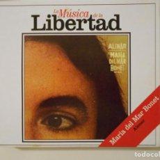 CDs de Música: MARIA DEL MAR BONET. ALENAR. COMPACTO CON 10 CANCIONES.. Lote 132244618