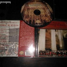 CDs de Música: CD BANDA CORNETAS Y TAMBORES NTRA. SRA. DEL SOL - SEMANA SANTA DE SEVILLA. Lote 132275502
