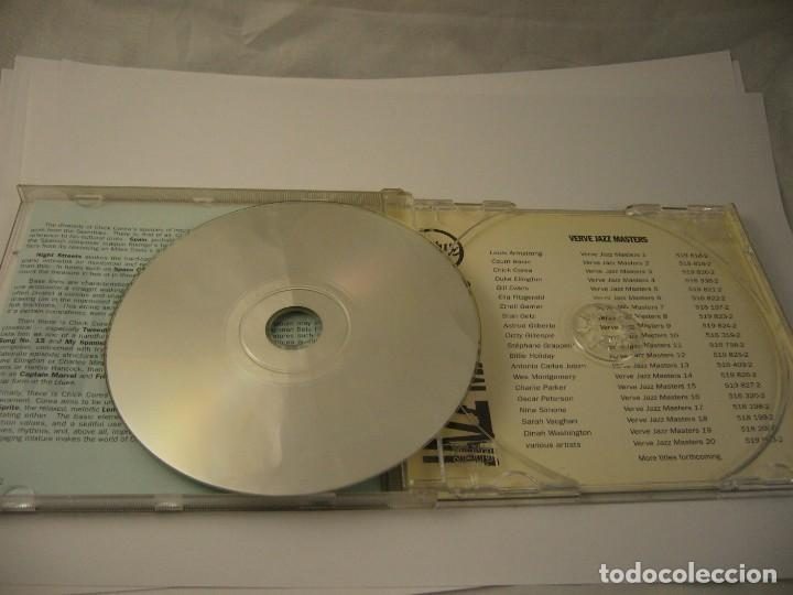 CDs de Música: chick corea jazz masters 3 - Foto 3 - 132280014