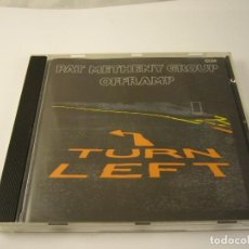 CDs de Música: PAT METHENY GROUP OFFRAMP TURN LEFT CD ED ALEMANA . Lote 132281538