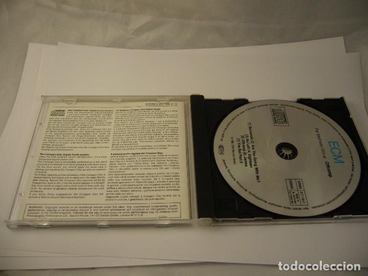 CDs de Música: PAT METHENY GROUP OFFRAMP TURN LEFT CD ED ALEMANA - Foto 3 - 132281538
