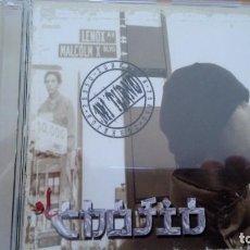CDs de Música: EL CHOJIN MI TURNO, 1999. CD AMPLIO LIBRETO. Lote 132325834
