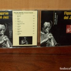 CDs de Música: MILES DAVIS - FIGUEAS DEL JAZZ - CD. Lote 132326346