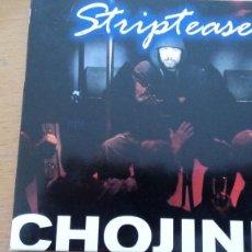 CDs de Música: EL CHOJIN STRIPTEASE CD 2007 CON EL LIBRETO . Lote 141510253