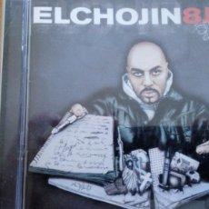 CDs de Música: EL CHOJIN 8JIN CD ALBUM DEL AÑO 2005 LYDIA DONPA MEKO BLACK BEE OSE EL OTRO EL SEÑOR VELDIN HIP HOP. Lote 132324462