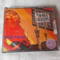 CDs de Música: TODO COUNTRY 2 CD'S. Lote 132330622