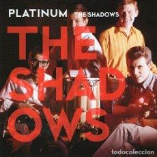 CDs de Música: THE SHADOWS PLATINUM CD EMI 12 TEMAS. Lote 132335486