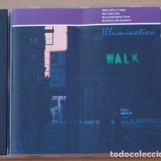 CDs de Música: WALTER DAVIS JR. - ILLUMINATION (CD) 1988 - 11 TEMAS - RON CARTER, KENNY WASHINGTON, BOB MOVOR. Lote 132492678