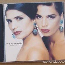 CDs de Música: AZUCAR MORENO - OJOS NEGROS (CD) 1992 - 10 TEMAS. Lote 132495218