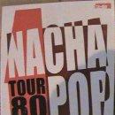 CDs de Música: 2CD´S Y DVD NACHA POP, TOUR 80 08 REINICIANDO.. Lote 132497574