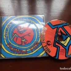 CDs de Música: PASSION FISH- NO ONE ESCAPES TIME. Lote 132508026