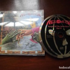 CDs de Música: HELLOWEEN- KEEPER OF THE SEVEN KEYS PT II. Lote 132508710