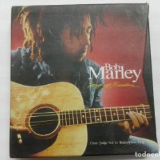 CDs de Música: BOB MARLEY SONGS OF FREEDOM. 4 CD + LIBRETO COMPACT DISC EDITION 1992 ISLAND. . Lote 132510674