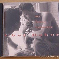 CDs de Música: CHET BAKER - MY FUNNY VALENTINE (CD) 1994 - 14 TEMAS. Lote 132518394