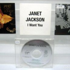 CDs de Música: JANET JACKSON LOTE 4 CD 'S . Lote 132546614