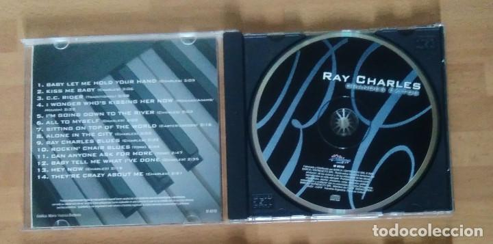 CDs de Música: RAY CHARLES - GRANDES ÉXITOS (2000) - Foto 3 - 132548746