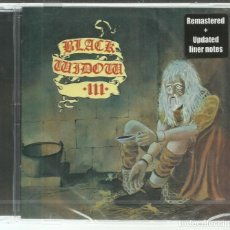 CDs de Música: BLACK WIDOW - III (1971) - CD REPERTOIRE NUEVO - 1 BONUS TRACK . Lote 132556174