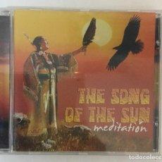 CDs de Música: THE SONG OF THE SUN. MEDITATION. CD PRECINTADO.. Lote 132586434