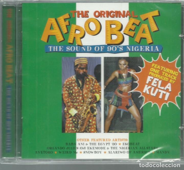 VV AA  - THE ORIGINAL AFROBEAT - THE SOUND OF 90'S NIGERIA - CD ALADDIN  1999 NUEVO